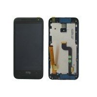 Lcd digitizer assembly with frame for HTC Desire 601 Zara