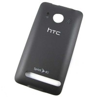 Battery cover back cover for HTC Evo 4G A9292 Black