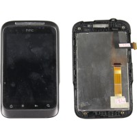 LCD display digitizer assembly for HTC G13 Wildfire S A510e