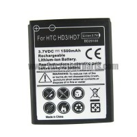 Battery for HTC HD3 HD7 wildfire S T9292 G13