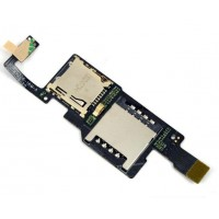 HTC MyTouch 4G Panache 4G sim card connector Flex Cable
