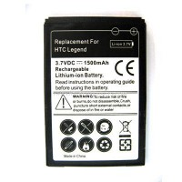 Battery for HTC G6 legend Evo 4G G8 wildfire mytouch slide 3G