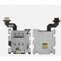 Sim connector flex for HTC M8 One 831C One 2