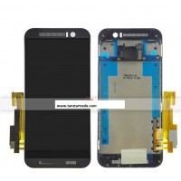 LCD digitizer assembly for HTC M9 One Gold