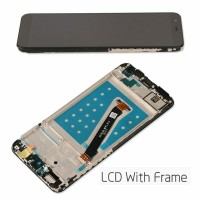 LCD digitizer with frame for Huawei P Smart  FIG-LX1 LX2 LA1 Enjoy 7S