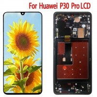 lcd digitizer with frame for Huawei P30 Pro VOG-L29 VOG-L09