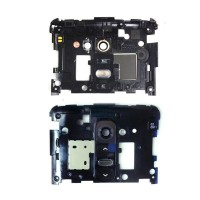 Back housing camera lens for LG G2 D802 D801 D805 D803 BLACK