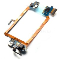 charging port audio jack flex LG G2 D801 D803 LS980 VS980