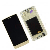 LCD digitizer with frame for LG G3 mini Beat Vigor D722