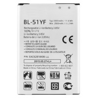 Replacement battery BL-51YF LG G4 stylus H631 H635 G stylo H810