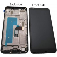 LCD digitizer with frame for LG K30 2019 LM-X320QMG LM-X320QML