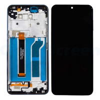 Lcd digitizer assembly With frame for LG K51 LM-K500MM