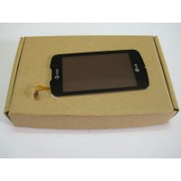 Digitizer touch screen for LG KM555 Shine Touch