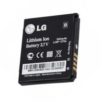 Replacement battery for LG KP500 Cookie