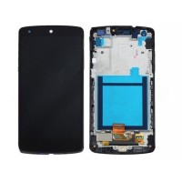 LCD digitizer assembly for LG Nexus 5 D820 D821 with frame