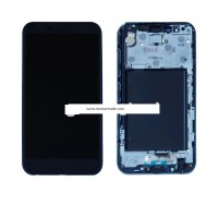LCD Digitizer with frame LG Stylo 3 Plus M470 MP450 TP450  BLUE