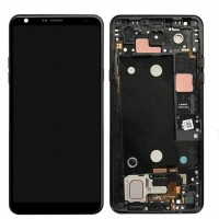 LCD digitizer assembly with frame LG Stylo 5 Q720 Q720MS Q720CS