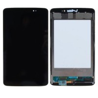 "LCD digitizer assembly for LG G Pad 8.3"" VK810 black"