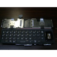 Mid keyboard flex power side button vibrator Motorola A855 Droid