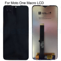 Digitizer lcd assembly for Motorola Moto One Macro XT2016