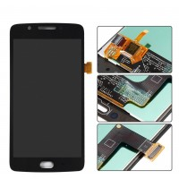 Digitizer lcd assembly for Motorola Moto G5 XT1670 XT1671 black
