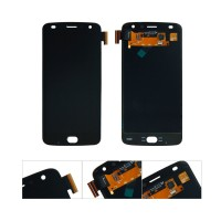 Digitizer lcd assembly for Motorola Moto Z2 Play XT1710 black