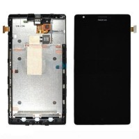 Digitizer LCD display screen assembly for Nokia Lumia 1520
