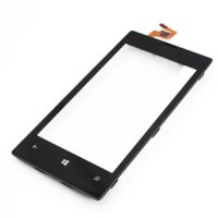 Digitizer touch screen for Nokia lumia 520 with frame