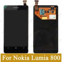 LCD display digitizer screen for Nokia Lumia 800