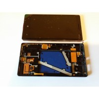 Lcd digitizer assembly with frame for Nokia Lumia 930