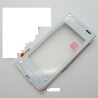 Digitizer touch screen for Nokia N500 white