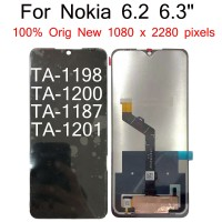 lcd assembly for Nokia 6.2 TA-1198 Nokia 7.2