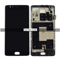 Lcd digitizer with frame Oneplus Three 3 A3001 A3003 A3000