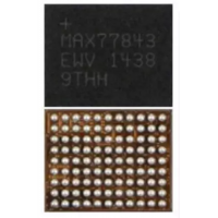 small power IC chip MAX77843 for Samsung S6 G920F S6 edge G925F Note 4