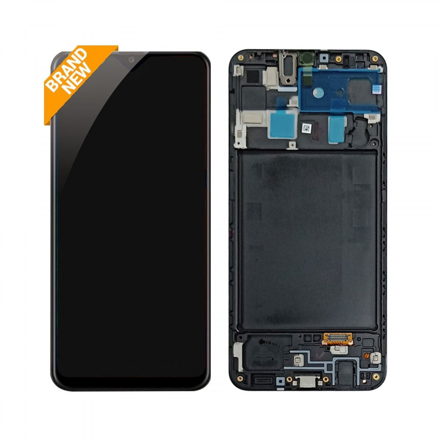 LCD digitizer with frame TFT for Samsung Galaxy A20 2019 A205 A205F