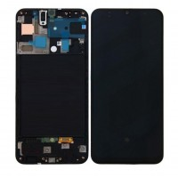 LCD digitizer with Frame for Samsung Galaxy A50 2019 A505 A505F