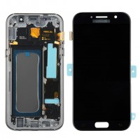 LCD digitizer with Frame for Samsung Galaxy A5 2017 A520 A520F A520WA