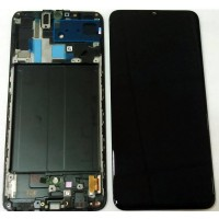 LCD assembly with frame TFT for Samsung Galaxy A70 2019 A705 A705F