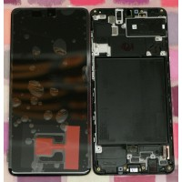 LCD assembly with frame for Samsung Galaxy A71 2020 A715 A715F