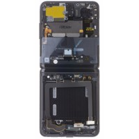 lcd assembly with frame for Samsung Galaxy z Flip F700