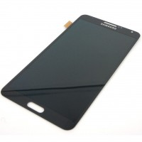 lcd digitizer assembly for Samsung Note 3 N9000 N9005 Grey
