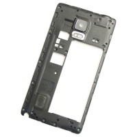 back housing loud speaker for Samsung Note edge N915 N9150 Black