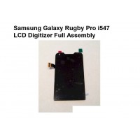 LCD digitizer assembly with frame for Samsung Galaxy Rugby Pro i547