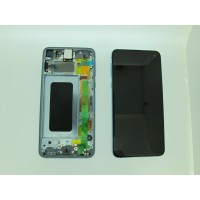LCD digitizer with frame for Samsung S10 Lite S10E G9700 G970 G970WA