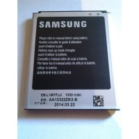 Replacement battery for Samsung EB-L1M7FLU i8190 S3 mini i8160