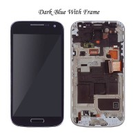 lcd digitizer with frame for Samsung S4 mini i257 i9192 i9195