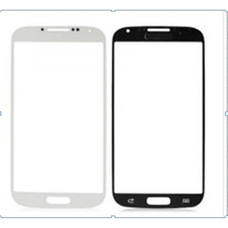 Front Glass For Samsung Galaxy S4 I9500 I337 I9505 I545 New All Black