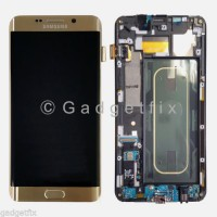 LCD digitizer with frame for Samsung S6 edge Plus G928