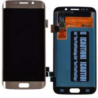 LCD digitizer assembly for Samsung Galaxy S6 edge G9250 G925