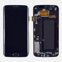 LCD digitizer with frame for Samsung S6 edge G9250 G925